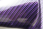 Purple Carbon Fiber 3