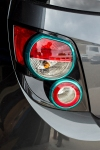 Tail lights for the Chevy Sonic